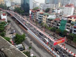 Đồng ý chủ trương điều chỉnh dự án xây dựng dải đất phía Nam đường Đại Cồ Việt