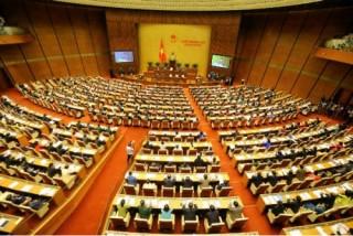 Quốc hội thông qua Luật Hỗ trợ doanh nghiệp nhỏ và vừa