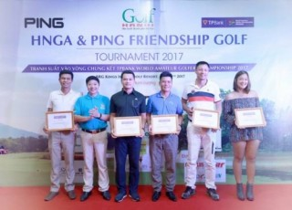 Xác định được những golfer đầu tiên lọt vào chung kết TPBank WAGC