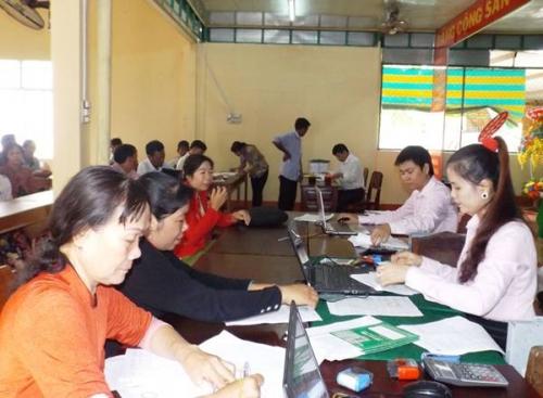 Nâng cao chất lượng tín dụng chính sách tại tỉnh Hậu Giang