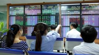 Chứng khoán chiều 12/6: CP vốn hóa lớn làm bệ đỡ thị trường