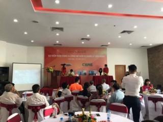 CBRE Việt Nam chính thức trở thành đơn vị quản lý dự án Sun Square