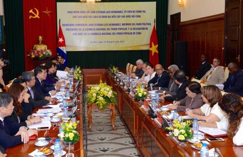 Cu Ba ghi nhận bước phát triển của ngành Ngân hàng Việt Nam