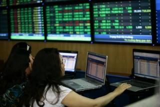 Chứng khoán chiều 13/6: CP ngân hàng, tài chính là động lực thị trường
