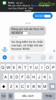 Taxi Thành Công ứng dụng công nghệ đặt xe qua Facebook