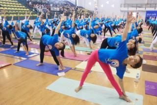 Sắp diễn ra Ngày quốc tế Yoga lần thứ 3