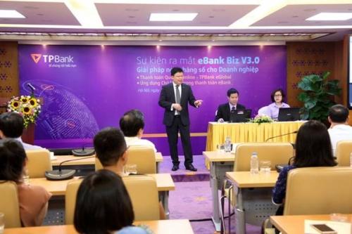 TPBank eBank BIZ v3.0 – giải pháp đột phá cho doanh nghiệp