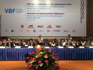 VBF 2017: Tăng kết nối DN trong nước với DN FDI