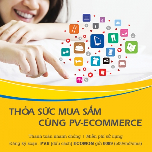 PVcomBank hợp tác Napas triển khai dịch vụ online
