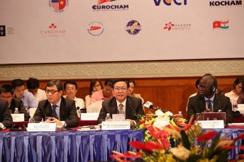 DN FDI cần xem thành công của DN Việt Nam là thành công của chính mình