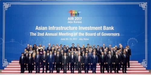 Phó Thống đốc Nguyễn Thị Hồng dự Hội nghị thường niên lần thứ hai Hội đồng Thống đốc AIIB