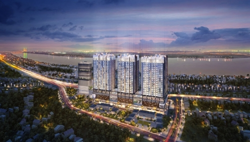 Hàng trăm khách hàng đặt mua căn hộ trong ngày mở bán Sun Grand City Ancora Residence