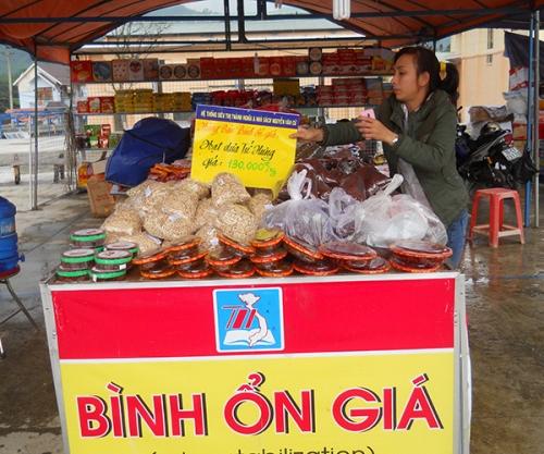 Hà Nội tiếp tục triển khai chương trình bình ổn thị trường mặt hàng thiết yếu