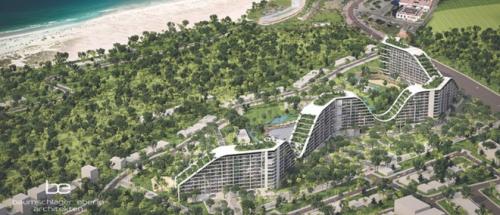 FLC đầu tư 2.800 tỷ đồng xây Khách sạn The Coastal Hill