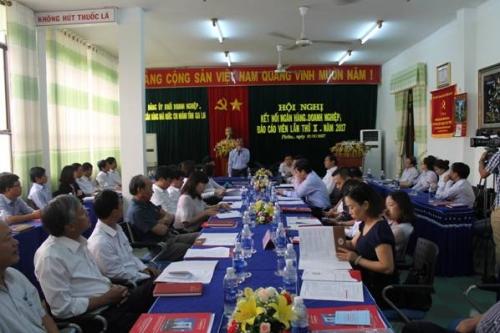 Gia Lai tổ chức Hội nghị kết nối Ngân hàng - Doanh nghiệp