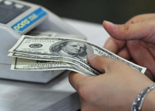 Tỷ giá trung tâm giảm nhẹ, giá USD ngân hàng tiếp tục đi ngang