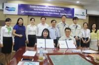 Vietcombank Quảng Ngãi cấp tín dụng trị giá 2.271 tỷ đồng cho Doosan Vina