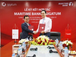 Maritime Bank mang đến dịch vụ hoàn tiền tự động đầu tiên tại Việt Nam