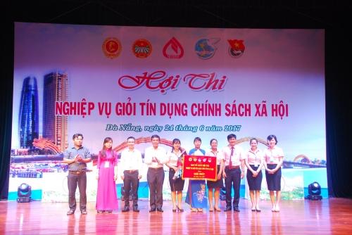 VBSP Đà Nẵng tổ chức hội thi Nghiệp vụ giỏi tín dụng chính sách xã hội