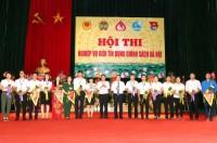 Hà Nội: Huyện Phúc Thọ giành giải Nhất thi nghiệp vụ giỏi tín dụng chính sách