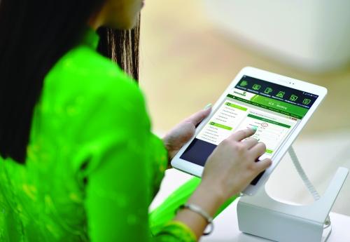Thanh toán qua ví điện tử khó hoàn thuế