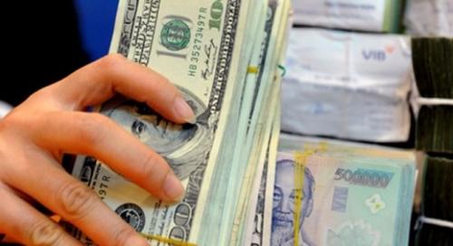 Giá bán USD ngân hàng phổ biến trong khoảng 22.760-22.770 đồng/USD