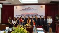 Kiểm toán Nhà nước ký Biên bản ghi nhớ hợp tác với ICAEW