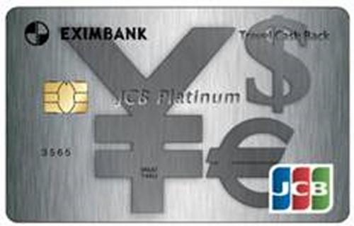 Eximbank ra mắt sản phẩm thẻ tín dụng quốc tế mới