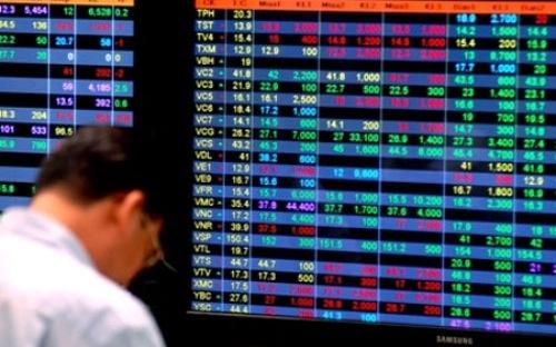 Chứng khoán chiều 27/6: PLX gây áp lực, VN-Index giảm hơn 5 điểm