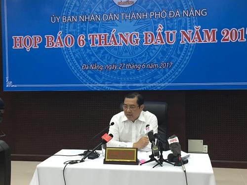 Đà Nẵng trả lời các vấn đề có liên quan đến bài báo đăng trên Thời báo Ngân hàng