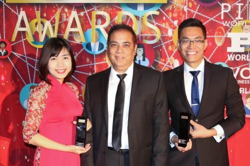 Hệ thống tính cước thời gian thực của Viettel được vinh danh tại IT World Awards 2017