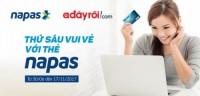 Napas và VinGroup bắt tay ưu đãi cho chủ thẻ ATM