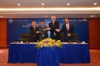 Thép Hòa Phát ký hợp đồng thiết bị luyện thép dự án Dung Quất
