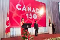 Kỷ niệm 150 năm ngày thành lập Liên bang Canada