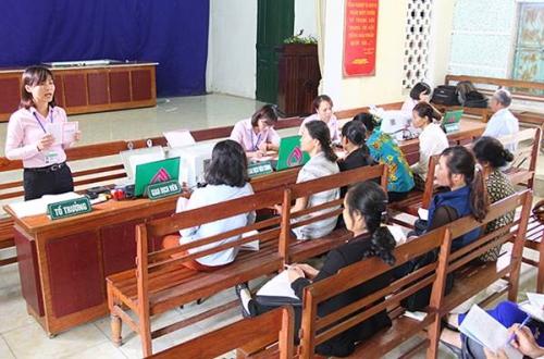 NHCSXH tỉnh Hải Dương 15 năm giúp dân nghèo vượt khó