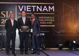 Biệt thự trên không của SonKim Land nhận thêm giải thưởng