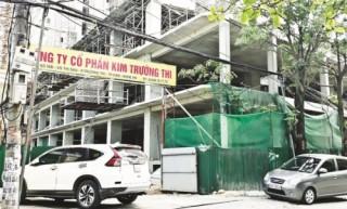 Nghệ An: Nhiều dự án vi phạm về xây dựng