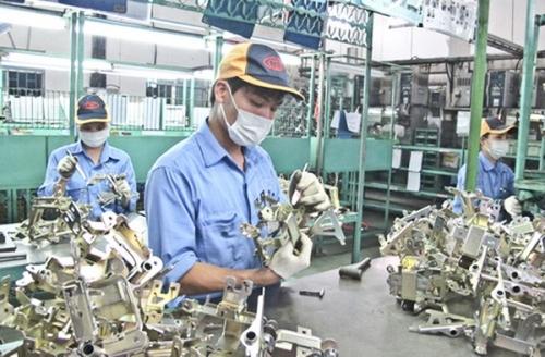 Tạo thêm điều kiện thúc đẩy công nghiệp hỗ trợ