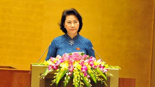 Quốc hội ghi nhận tinh thần trách nhiệm của các thành viên Chính phủ