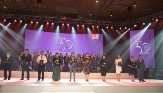 PNJ trong Top 50 công ty kinh doanh hiệu quả nhất Việt Nam