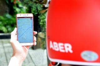 ABER: Tân binh ứng dụng gọi xe của người Việt