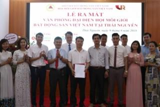 Thành lập VPĐD Hội Môi giới bất động sản Việt Nam Khu vực Đông Bắc