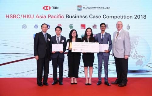 RMIT Việt Nam giành giải Nhì cuộc thi HSBC/HKU châu Á-Thái Bình Dương