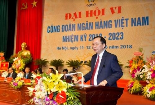 Đại hội Công đoàn Ngân hàng Việt Nam thành công tốt đẹp