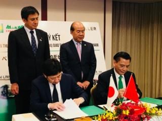 Tập đoàn Mai Linh hợp tác với doanh nghiệp vận tải hàng đầu Nhật Bản
