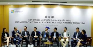 Microsoft giúp doanh nghiệp Việt đẩy nhanh tiến trình chuyển đổi số