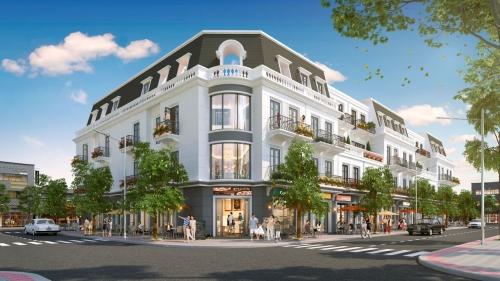 Vincom Retail chính thức ra mắt Vincom Shophouse Sa Đéc