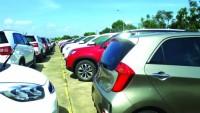 Thăng trầm cổ phiếu ô tô