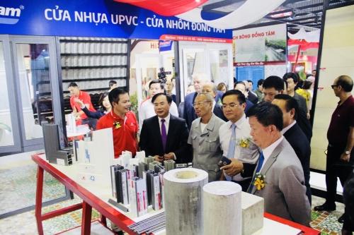 Vietbuild TP.HCM 2018: Sức hút từ dòng sản phẩm cao cấp của Đồng Tâm
