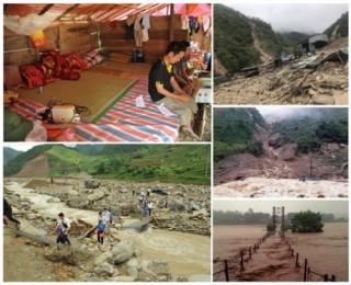 Ngành Ngân hàng chia sẻ khó khăn với đồng bào bị thiệt hại do mưa lũ